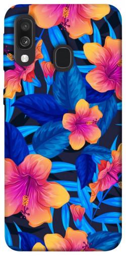 Чехол itsPrint Цветочная композиция для Samsung Galaxy A40 (A405F)
