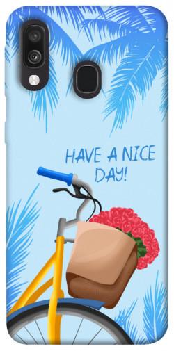 Чехол itsPrint Have a nice day для Samsung Galaxy A40 (A405F)