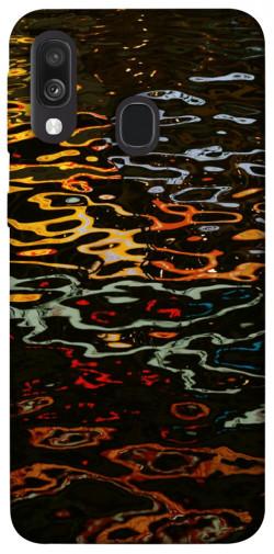 Чехол itsPrint Красочные блики для Samsung Galaxy A40 (A405F)