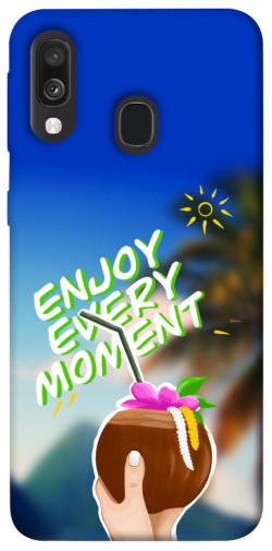 Чехол itsPrint Enjoy moment для Samsung Galaxy A40 (A405F)