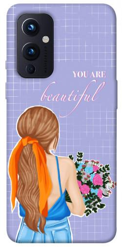 Чехол itsPrint You are beautiful для OnePlus 9