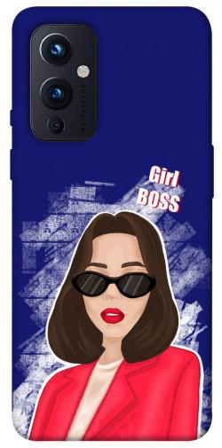 Чехол itsPrint Girl boss для OnePlus 9