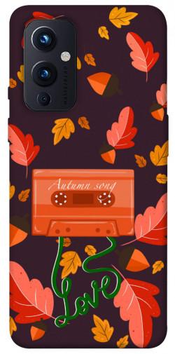 Чехол itsPrint Autumn sound для OnePlus 9