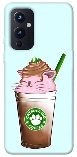 Чехол itsPrint Catpuccino для OnePlus 9