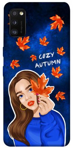 Чехол itsPrint Cozy autumn для Samsung Galaxy A41
