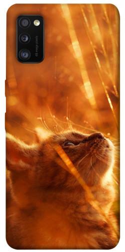 Чехол itsPrint Magic cat для Samsung Galaxy A41