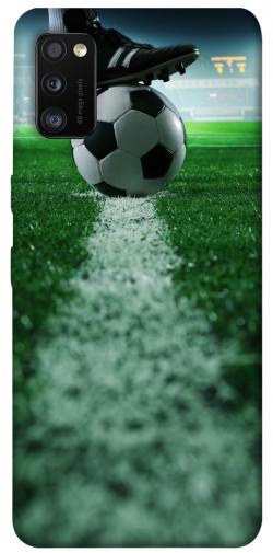 Чехол itsPrint Футболист для Samsung Galaxy A41