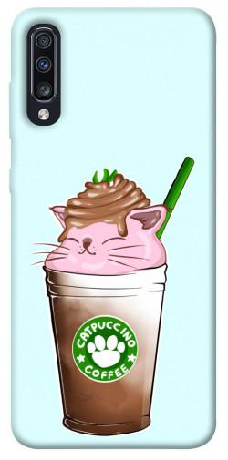 Чехол itsPrint Catpuccino для Samsung Galaxy A70 (A705F)