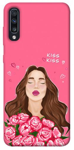 Чехол itsPrint Kiss kiss для Samsung Galaxy A70 (A705F)