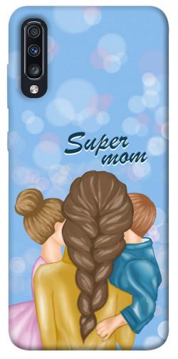 Чехол itsPrint Super mommy для Samsung Galaxy A70 (A705F)