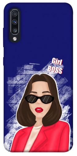 Чехол itsPrint Girl boss для Samsung Galaxy A70 (A705F)