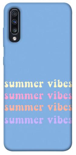 Чехол itsPrint Summer vibes для Samsung Galaxy A70 (A705F)