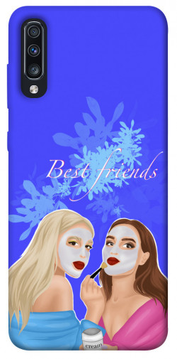 Чехол itsPrint Best friends для Samsung Galaxy A70 (A705F)