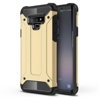 Бронированный противоударный TPU+PC чехол Immortal для Samsung Galaxy Note 9