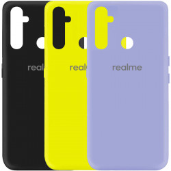 Чехол Silicone Cover My Color Full Protective (A) для Realme C3 / 5i
