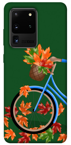 Чехол itsPrint Осенняя прогулка для Samsung Galaxy S20 Ultra
