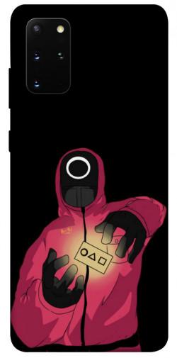 Чехол itsPrint Squid Game picture 9 для Samsung Galaxy S20+