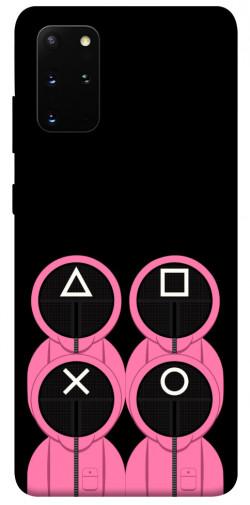 Чехол itsPrint Squid Game picture 8 для Samsung Galaxy S20+