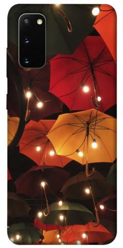 Чехол itsPrint Ламповая атмосфера для Samsung Galaxy S20