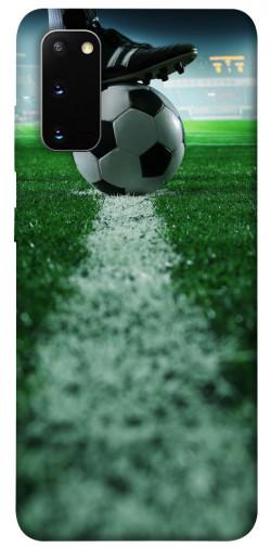 Чехол itsPrint Футболист для Samsung Galaxy S20