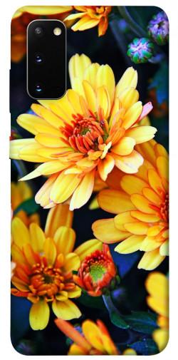Чехол itsPrint Yellow petals для Samsung Galaxy S20