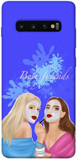 Чехол itsPrint Best friends для Samsung Galaxy S10+