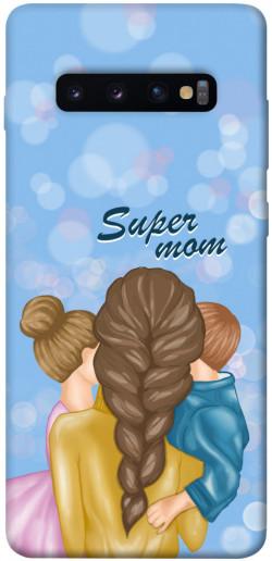 Чехол itsPrint Super mommy для Samsung Galaxy S10+