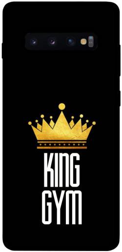 Чехол itsPrint King gym для Samsung Galaxy S10+