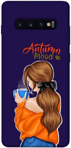 Чехол itsPrint Autumn mood для Samsung Galaxy S10+