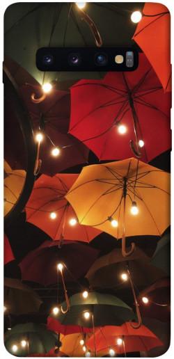 Чехол itsPrint Ламповая атмосфера для Samsung Galaxy S10+