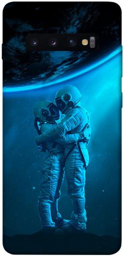 Чехол itsPrint Космическая любовь для Samsung Galaxy S10+
