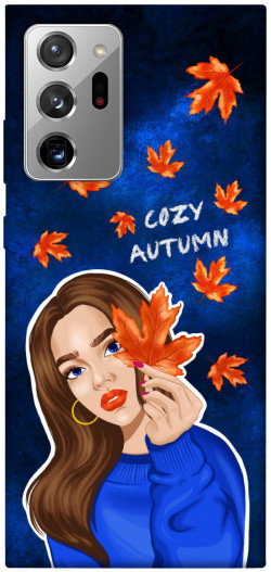 Чехол itsPrint Cozy autumn для Samsung Galaxy Note 20 Ultra