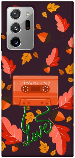 Чехол itsPrint Autumn sound для Samsung Galaxy Note 20 Ultra