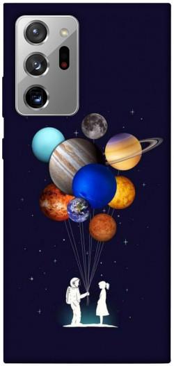 Чехол iPrint Галактика для Samsung Galaxy Note 20 Ultra