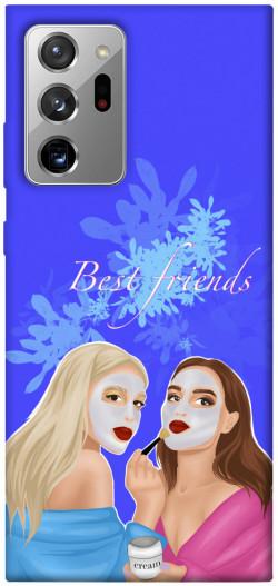 Чехол itsPrint Best friends для Samsung Galaxy Note 20 Ultra