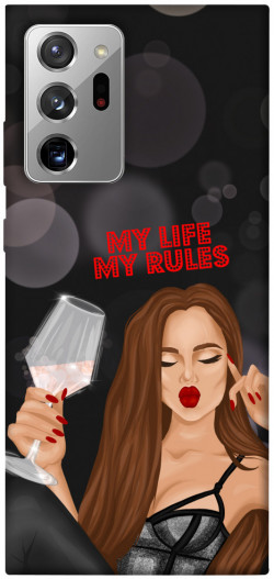 Чехол itsPrint My life my rules для Samsung Galaxy Note 20 Ultra