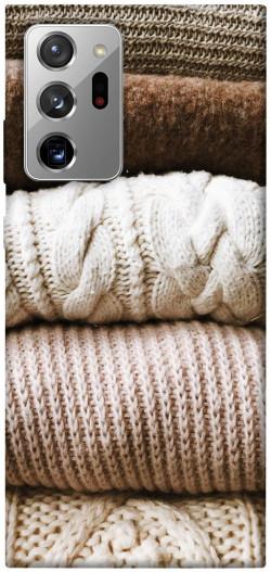Чехол itsPrint Knitted aesthetics для Samsung Galaxy Note 20 Ultra