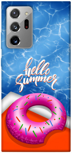 Чехол itsPrint Hello summer для Samsung Galaxy Note 20 Ultra