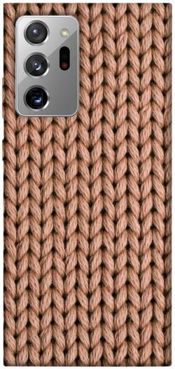 Чехол itsPrint Knitted texture для Samsung Galaxy Note 20 Ultra