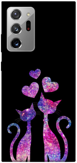 Чехол iPrint Комические коты для Samsung Galaxy Note 20 Ultra