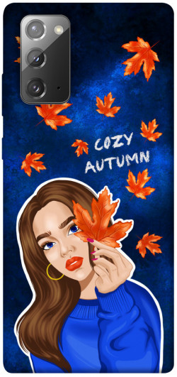 Чехол itsPrint Cozy autumn для Samsung Galaxy Note 20