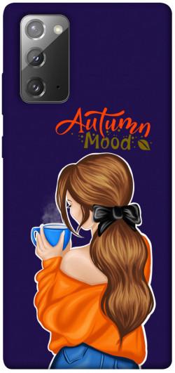 Чехол itsPrint Autumn mood для Samsung Galaxy Note 20