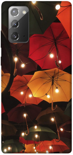 Чехол itsPrint Ламповая атмосфера для Samsung Galaxy Note 20