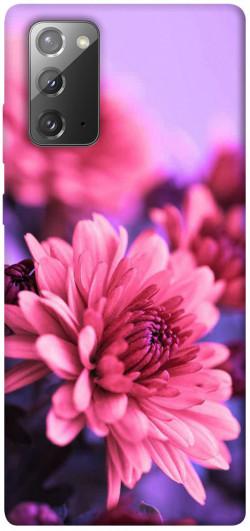 Чехол itsPrint Нежная хризантема для Samsung Galaxy Note 20