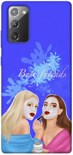 Чехол itsPrint Best friends для Samsung Galaxy Note 20