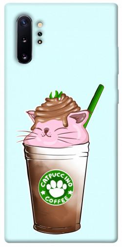 Чехол itsPrint Catpuccino для Samsung Galaxy Note 10 Plus