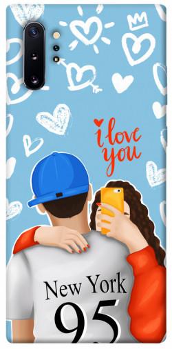 Чехол itsPrint Forever end ever для Samsung Galaxy Note 10 Plus