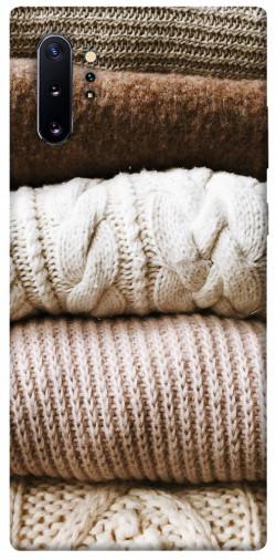 Чехол itsPrint Knitted aesthetics для Samsung Galaxy Note 10 Plus