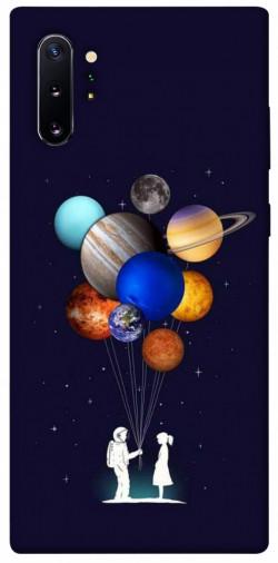 Чехол iPrint Галактика для Samsung Galaxy Note 10 Plus