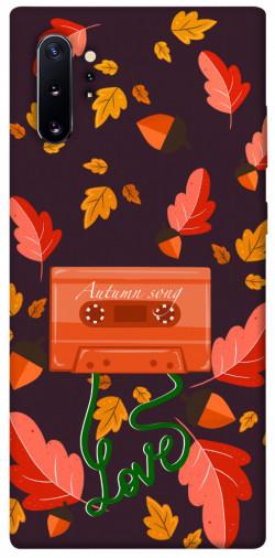 Чехол itsPrint Autumn sound для Samsung Galaxy Note 10 Plus